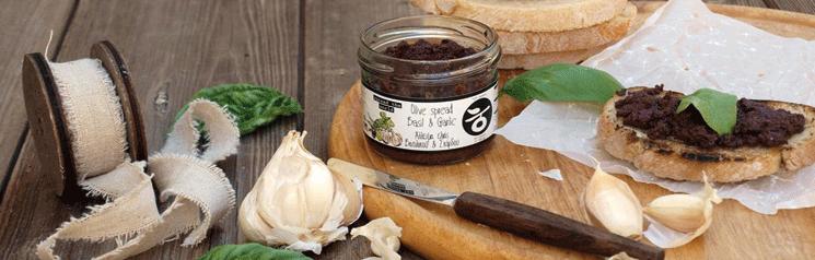 Oliven+Honig Paste