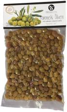 Kleine Koroneiki Oliven mit Kern, 250 g