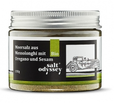 Meersalz aus Messolonghi, BIO, 150 g