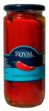 Paprika rot gegrillt, ganze Schoten 465 ml