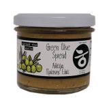 Olivenpaste aus grünen Oliven, 100 g